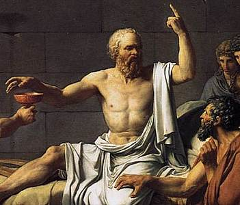 the-death-of-socrates